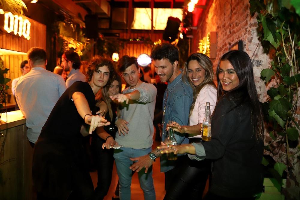 Lime Bar, el bar oculto de Corona que está abierto sólo por unos días (10)