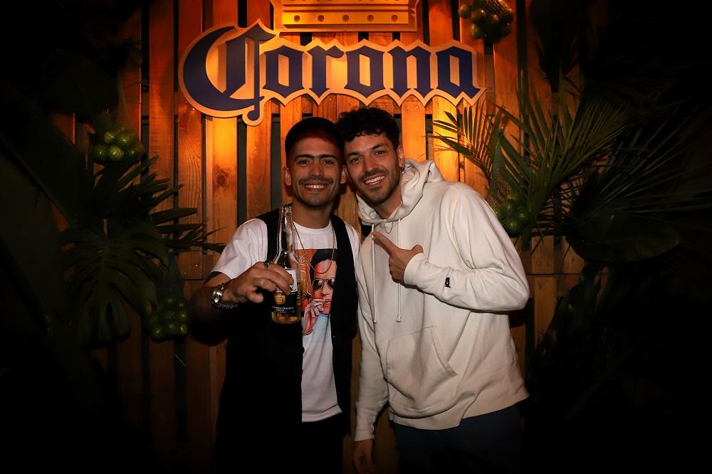 Lime Bar, el bar oculto de Corona que está abierto sólo por unos días (7)
