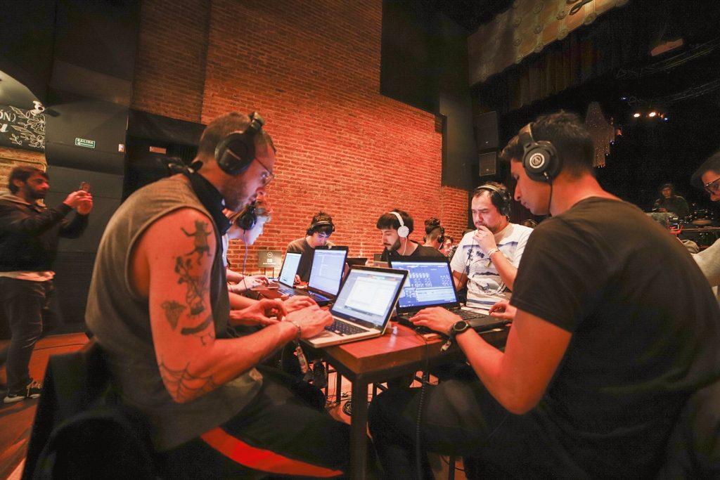 MusikPlatz Musikrennen Jagermeister Buenos Aires 2019 loqueva (6)