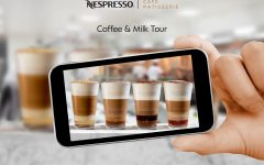 Coffee & Milk Tour Nespresso loqueva