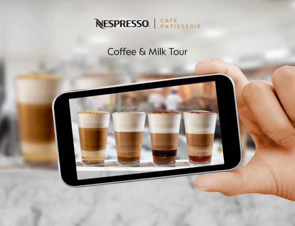 Coffee & Milk Tour Nespresso loqueva