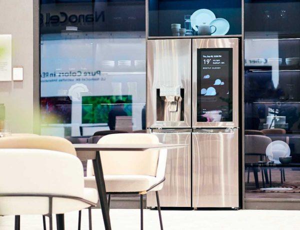 LG presentó en IFA 2019 su casa inteligente y conectada  (4)