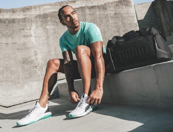 Lewis Hamilton busca nuevos límites con las Puma LQD CELL Tension loqueva (3)