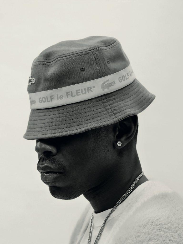 Tyler, The Creator y su colección con Lacoste en la portada de L'Officiel Hommes (5)