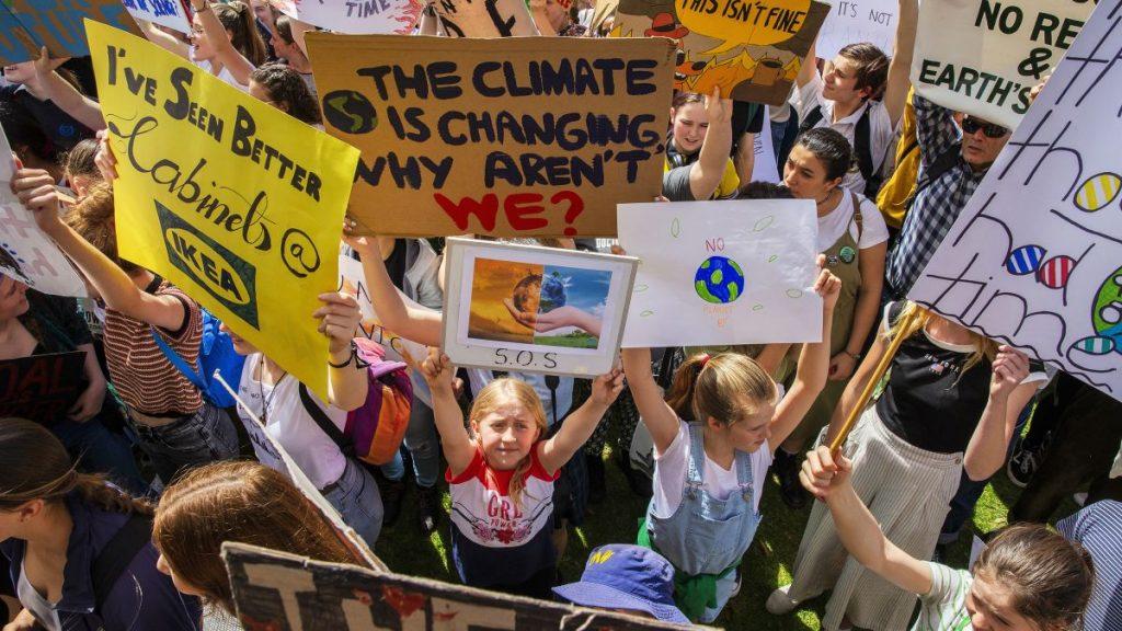 climate strike el mundo se moviliza por el cambio climático (2)