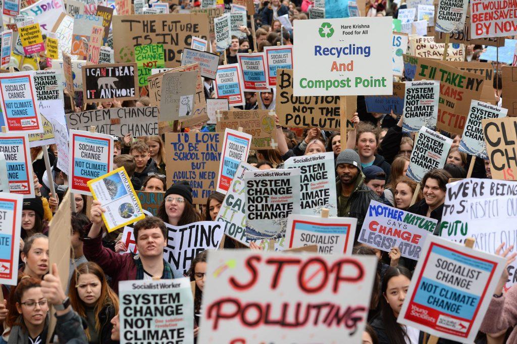 climate strike el mundo se moviliza por el cambio climático (3)