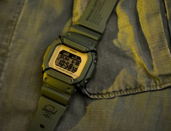 "Casio G-Shock y Herschel Supply ""You can surf later"" loqueva (2)"