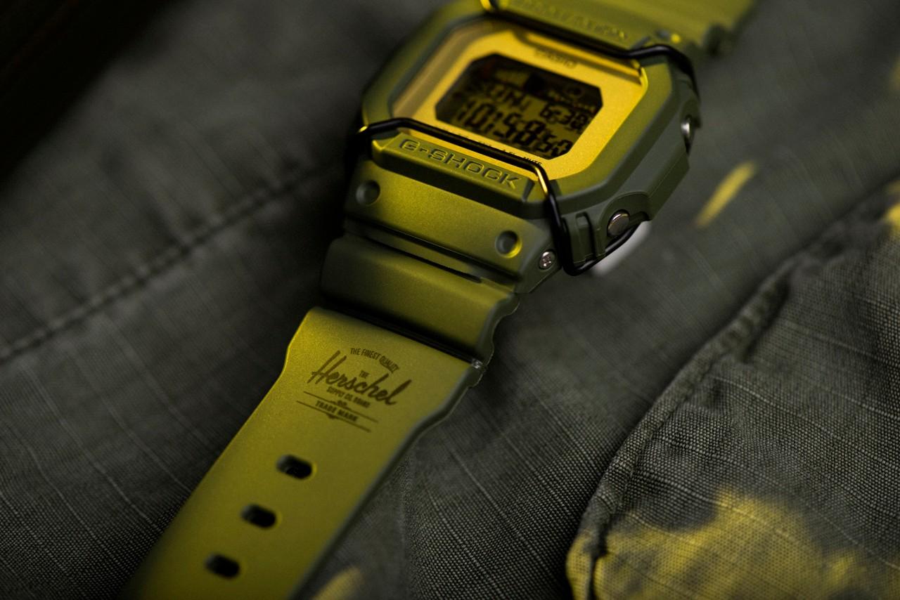 "Casio G-Shock y Herschel Supply ""You can surf later"" loqueva (6)"