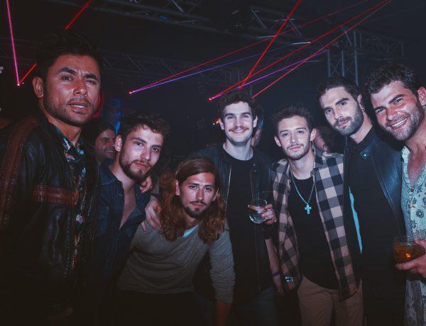Daniel Pacheco, Albert Baró, Federico Coates, Matías Mayer, Ruggero Pasqualini, Nico Furtado y Diego Dominguez