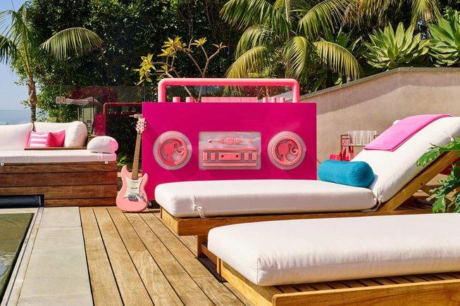 La casa de Barbie en Malibú se alquila en Airbnb (1)
