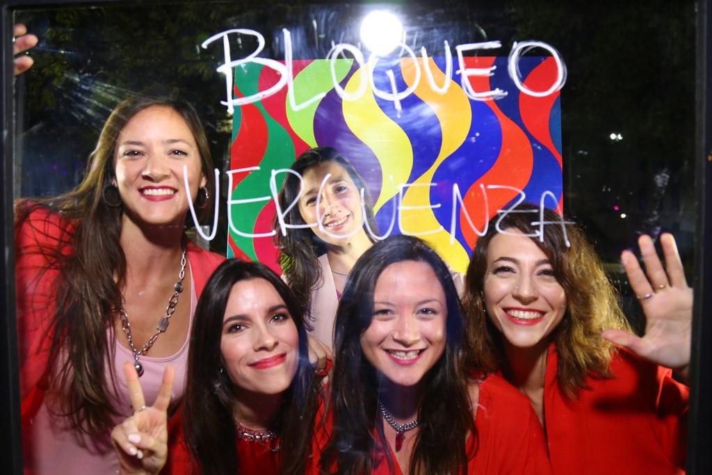 TCL en la Fiesta de Jóvenes del Bellas Artes Laberinto de color de Julio Le Parc (5)