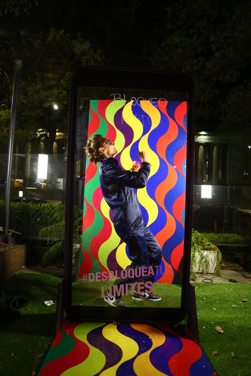 TCL en la Fiesta de Jóvenes del Bellas Artes Laberinto de color de Julio Le Parc (9)