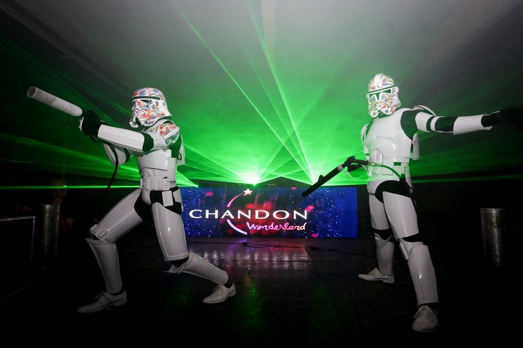 Una nueva edición de Chandon Wonderland llegó a Buenos Aires ) (11)