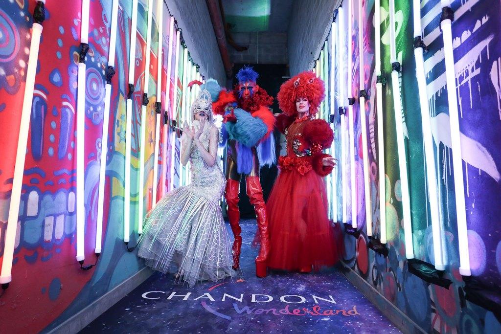 Una nueva edición de Chandon Wonderland llegó a Buenos Aires ) (17)