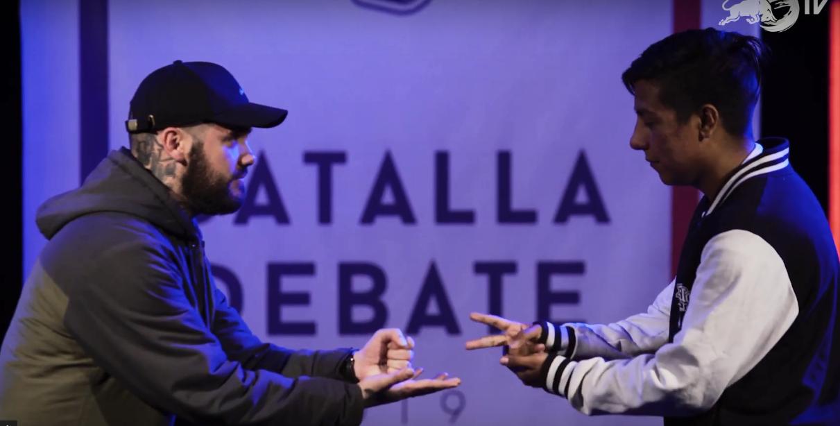 red bull batalla de los gallos el debate