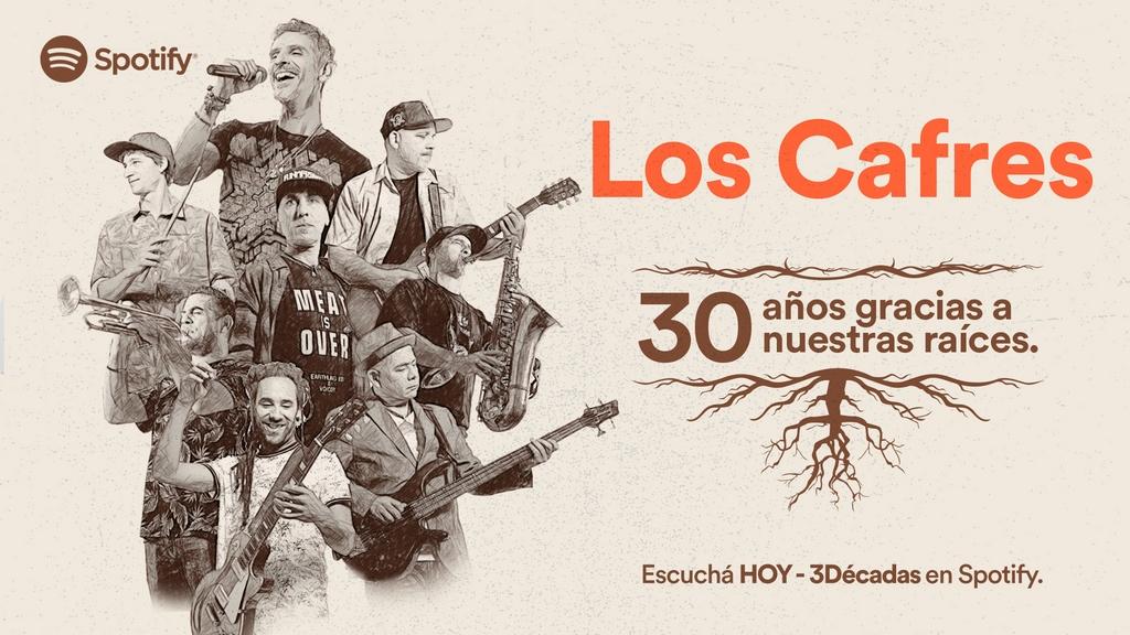 30 años de Los Cafres Spotify, 30 árboles nuevos  y 30 fanáticos (7)