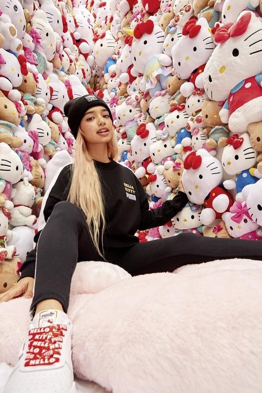 Puma presenta su nueva colección Puma x Hello Kitty