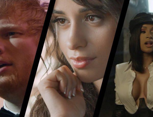 """Ed Sheeran lanzó la versión acústica de """"South of the border"""" feat. Camila Cabello"""