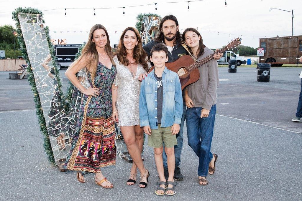 Gege Neumann y Familia