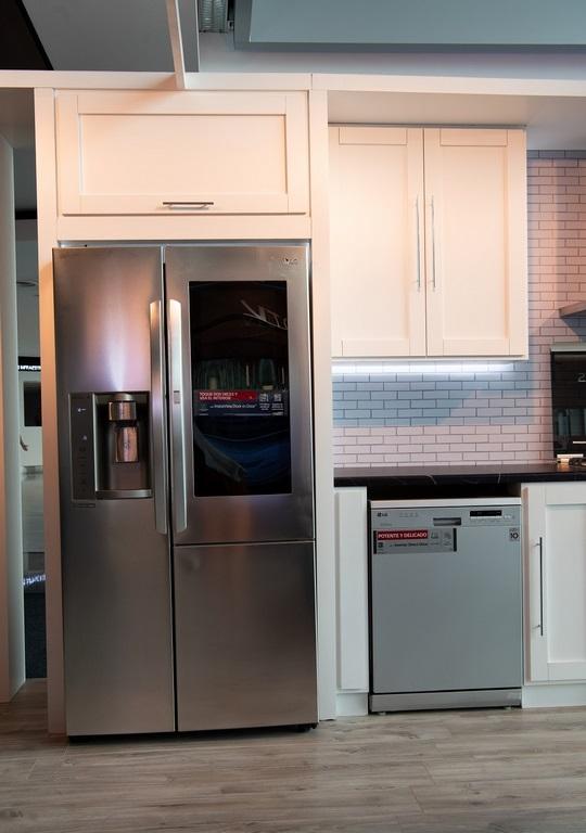 LG presentó LG Smart Home, su casa conectada en el Aeropuerto de Ezeiza (2)