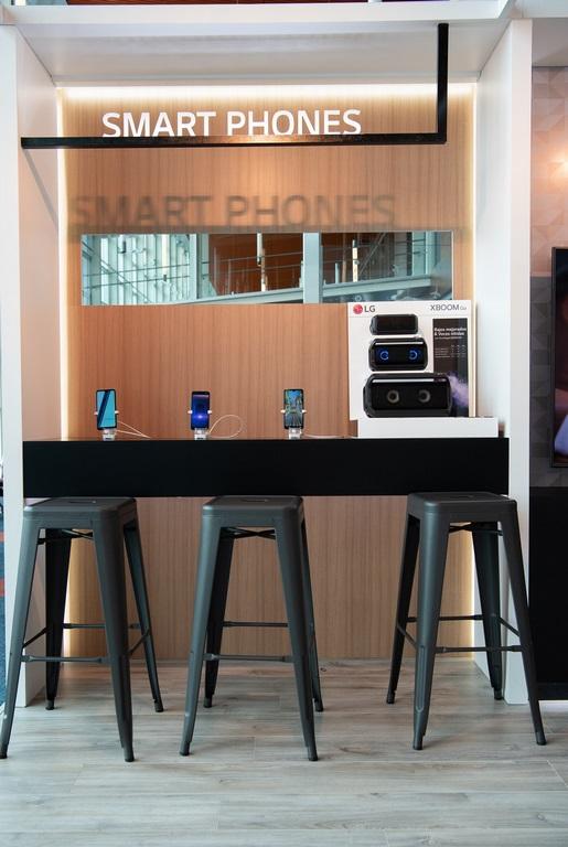 LG presentó LG Smart Home, su casa conectada en el Aeropuerto de Ezeiza (3)