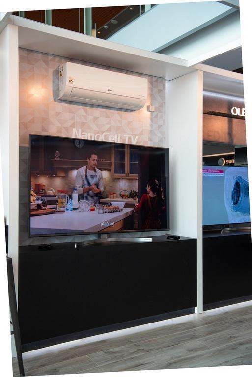 LG presentó LG Smart Home, su casa conectada en el Aeropuerto de Ezeiza (4)