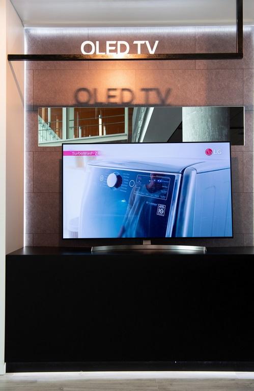 LG presentó LG Smart Home, su casa conectada en el Aeropuerto de Ezeiza (5)