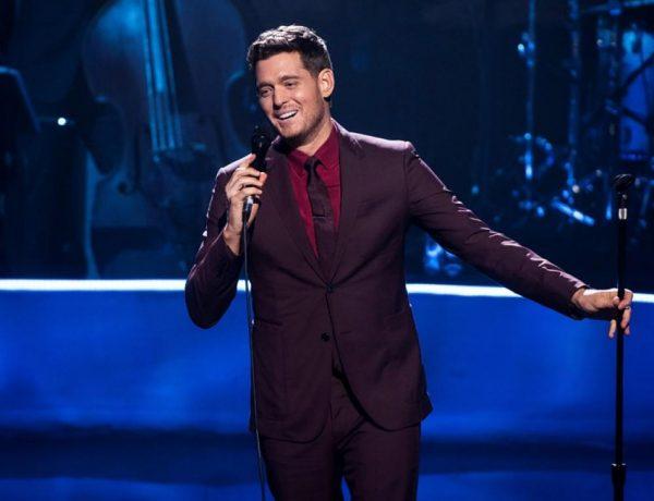 Michael Buble en Argentina loqueva