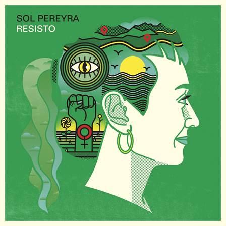 Sol Pereyra presenta Resisto, su quinto trabajo, en La Tangente (4)