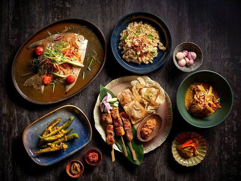Viaje a través del patrimonio culinario de Singapur con el chef Damian D'Silva (Singapur)