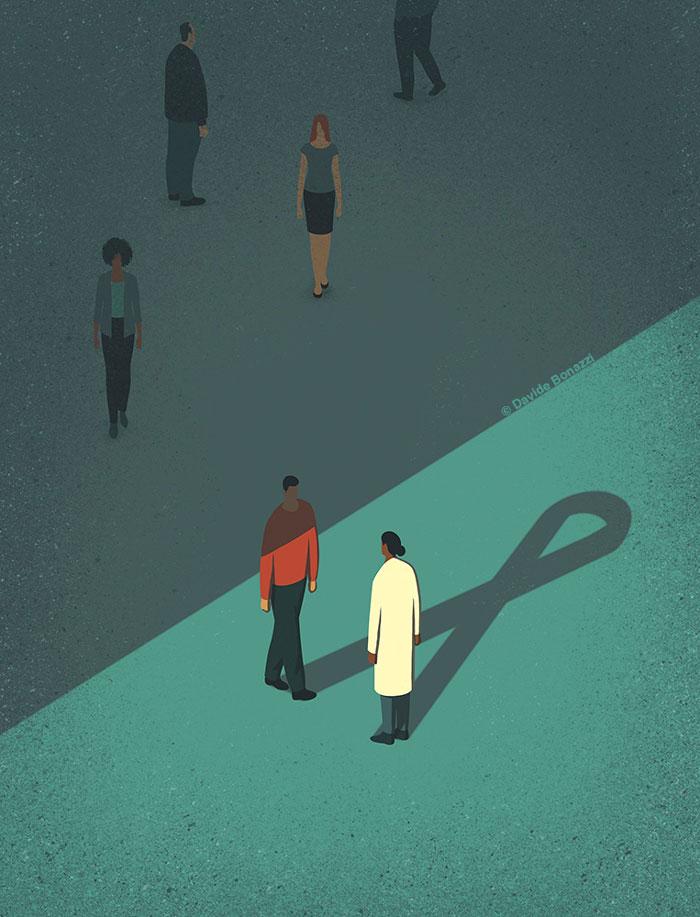 Davide Bonazzi ilustraciones arte loqueva (25)