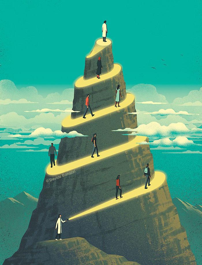 Davide Bonazzi ilustraciones arte loqueva (26)