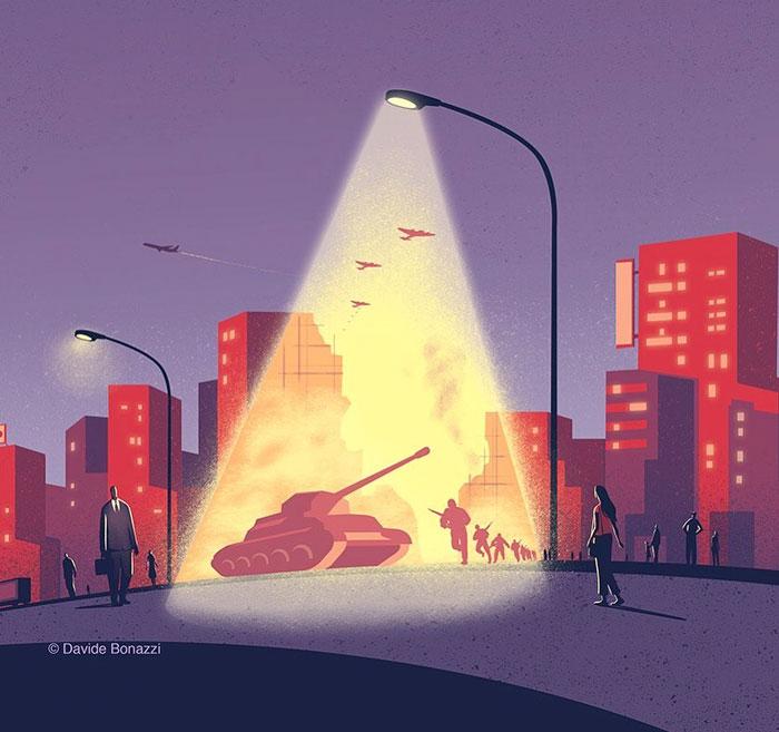Davide Bonazzi ilustraciones arte loqueva (29)