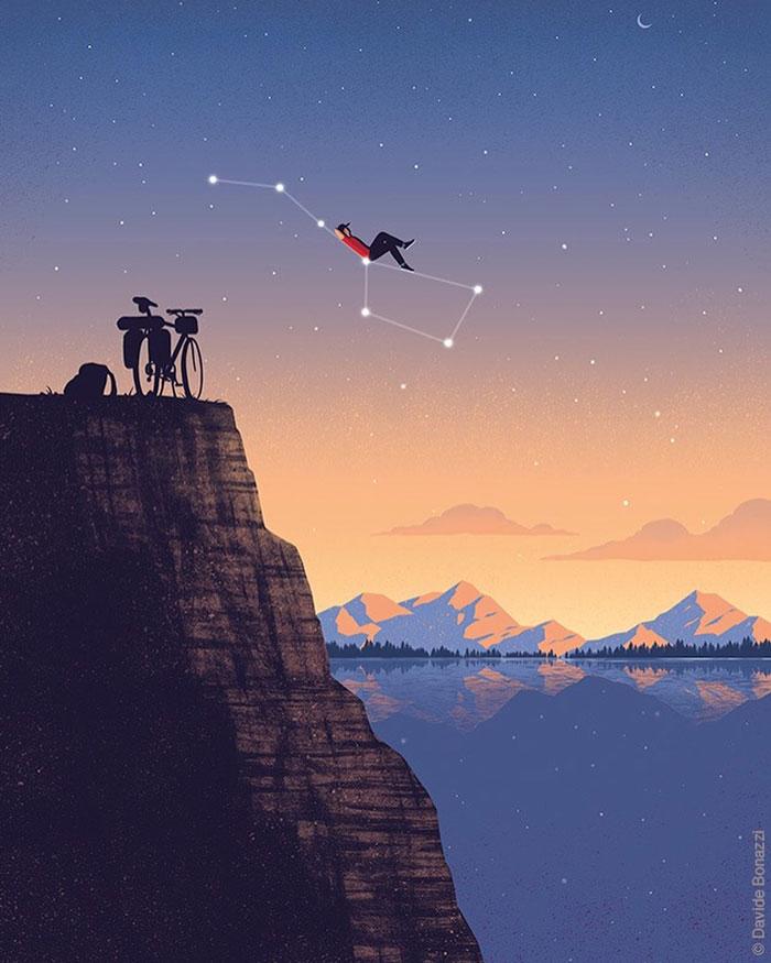 Davide Bonazzi ilustraciones arte loqueva (31)