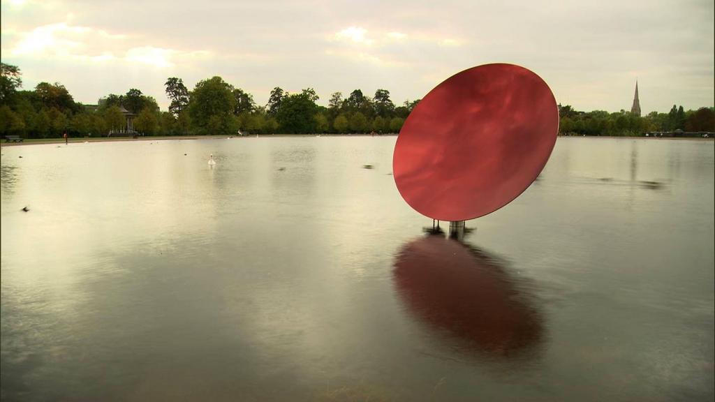 Documental del escultor Anish Kapoor, el ingeniero de lo imposible
