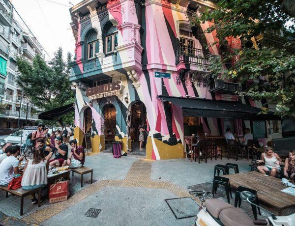 Growlers llegó a Belgrano con su cuarto local y 30 canillas de cerveza