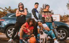 La boy band colombiana LV5 sorprende al público con su nueva canción