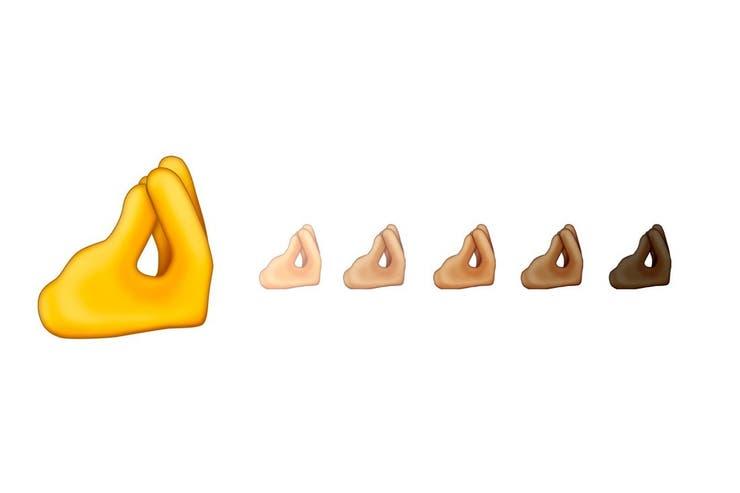 Los 117 emojis nuevos que llegan este 2020 (2)
