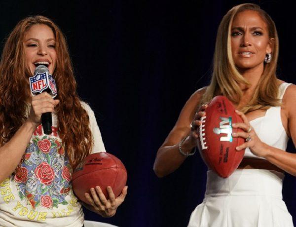 Superbowl 2020 bien latino con Shakira, J.Lo y Los Tigres del Norte