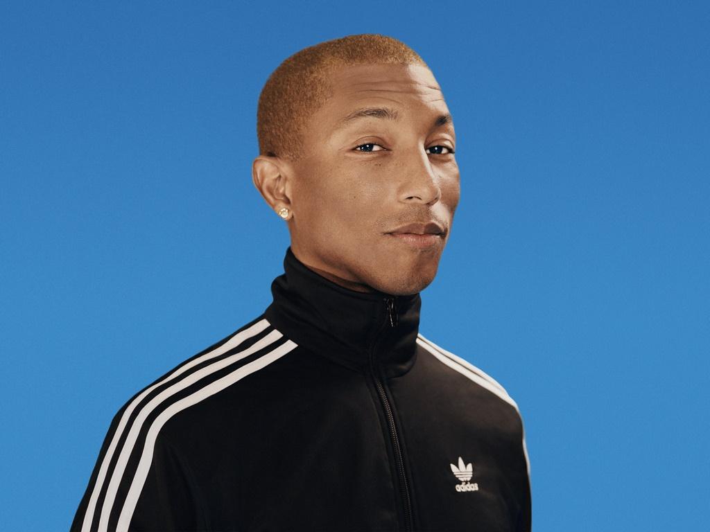 "adidas Originals lanza ""Change Is a Team Sport"" Pharrel Williams"