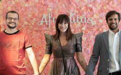 Afroditas una nueva comunidad para mujeres emprendedoras Jorge López, Connie Ansaldi y André Lawson