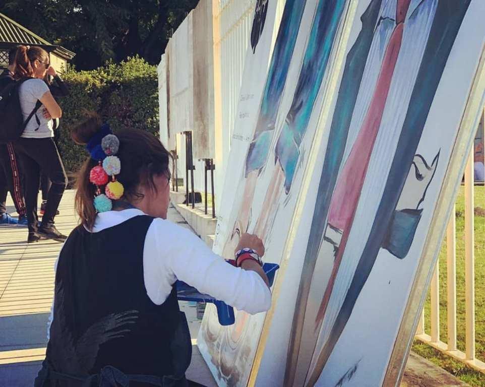 Buenos Aires Art Experience en el Hipódromo de Palermo BAAEX LOQUEVA (5)