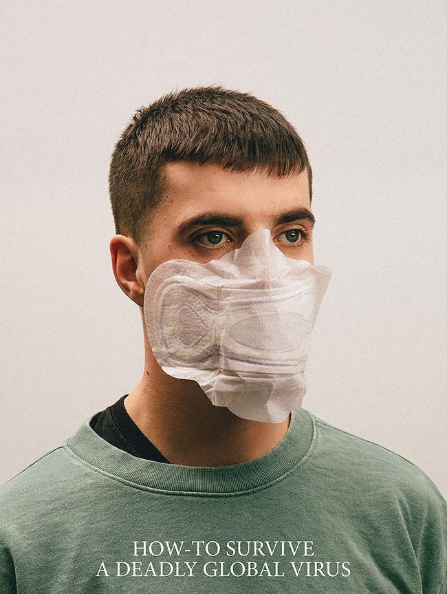 Como sobrevivir al corona virus con estilo How To Survive A Deadly Global Virus Max Siedentopf (11)
