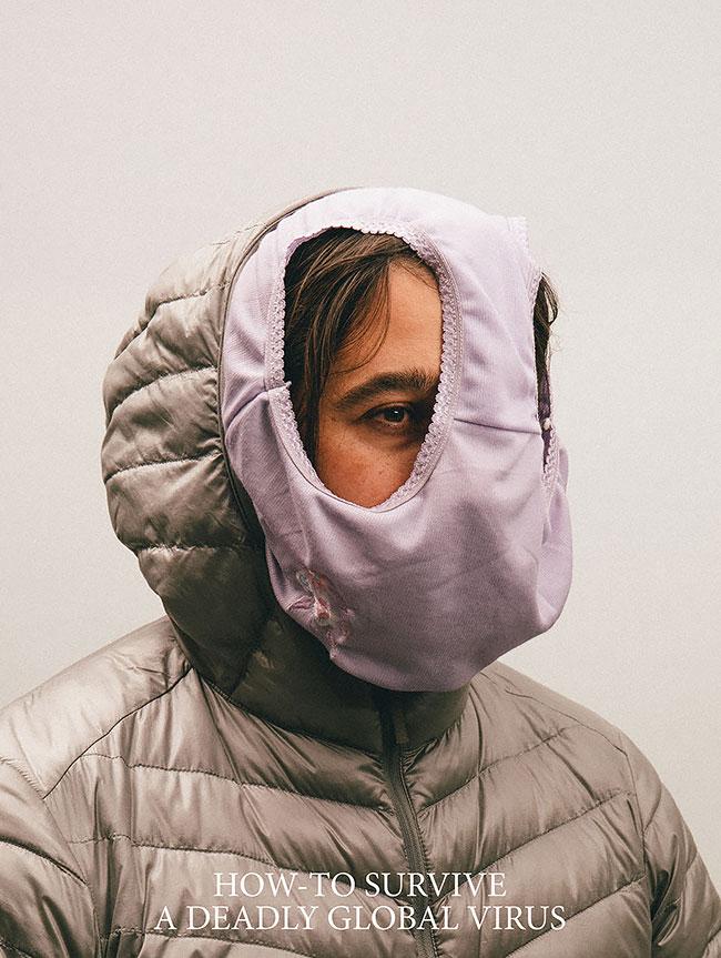 Como sobrevivir al corona virus con estilo How To Survive A Deadly Global Virus Max Siedentopf (9)