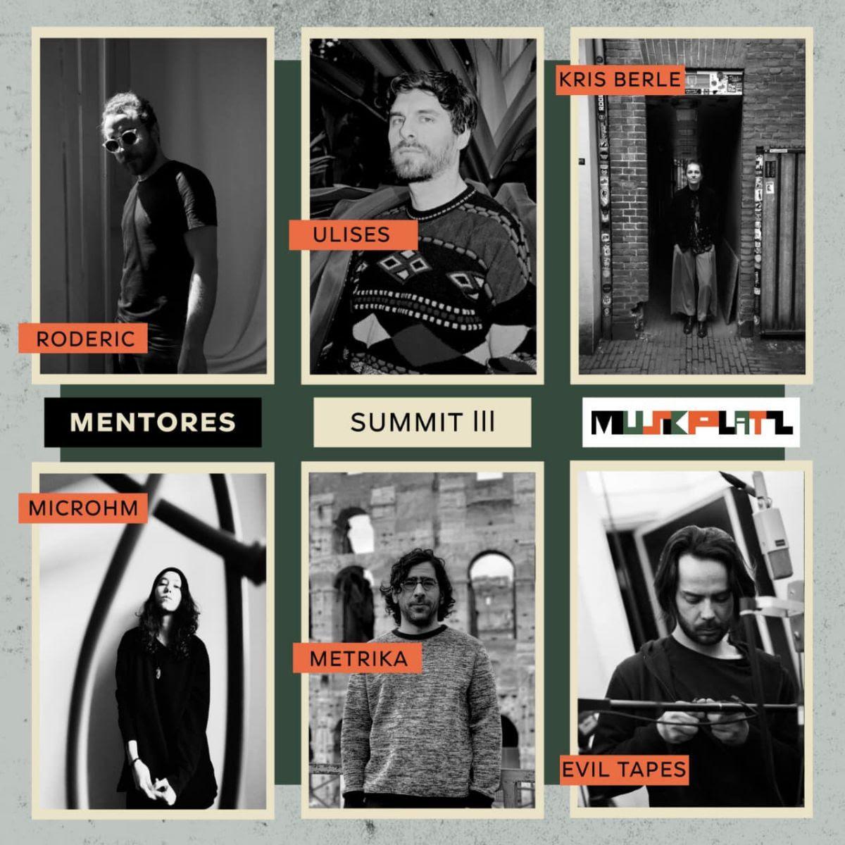 Jägermeister Summit de Musikplatz en Mexico loqueva
