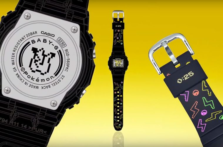 Los relojes BABY-G cumplieron 25 años y lo celebran con Pokémon G-SHOCK loqueva-argentina-2020 (6)