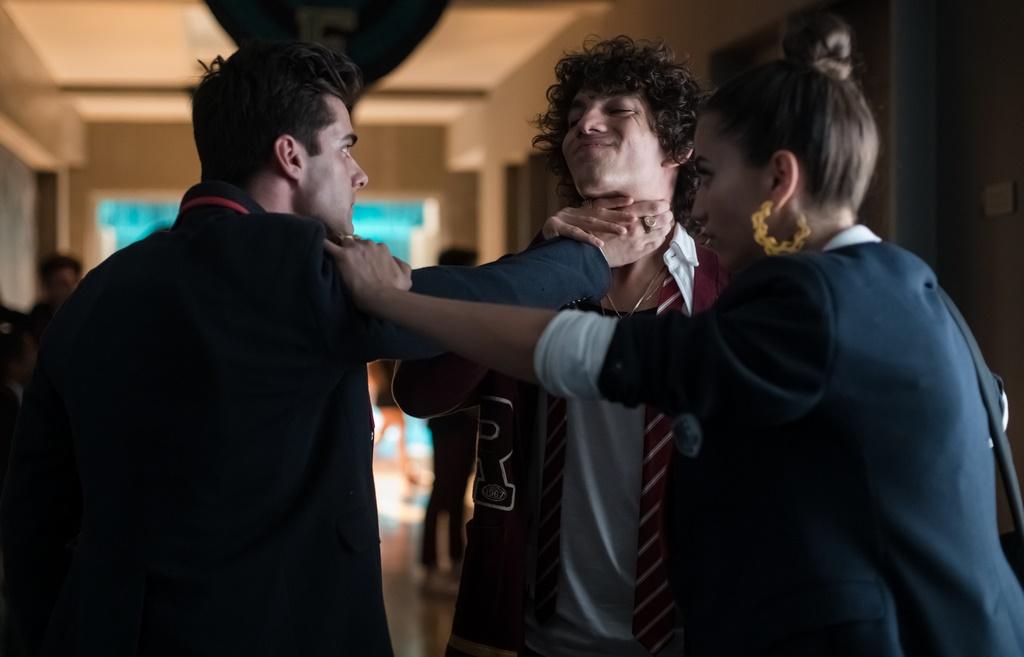 Netflix Elite 2020 loqueva estreno (8)