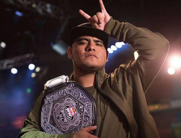 Aczino es el campeón Internacional de la FMS y anunció su retiro