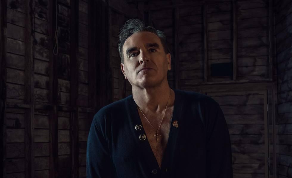 Morrissey lanzó su nuevo álbum I am not a dog on a chain (2)
