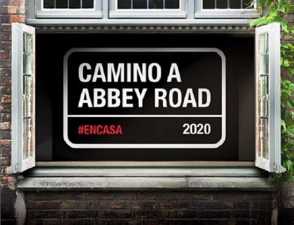 camino a abbey road en casa 2020